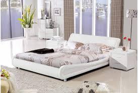 white or black furniture. Sleep Design Madrid Designer Bed Frame Black, White Or Red - King Black Furniture
