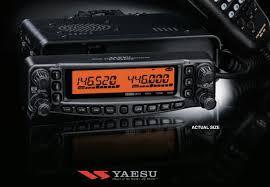 Ham Radio Comparison Chart Yaesu Ft 8900r Review Resource Detail The Dxzone Com