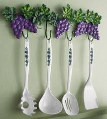 Grape Kitchen Decor Accessories Grape Vase Wall Accent Wall decorations Decoration and Walls 17