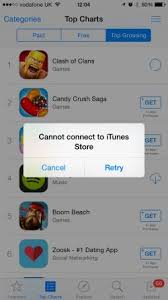 Apple Itunes And App Store Offline As Server Issues Impact