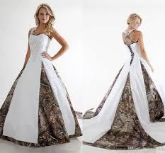 discount 2016 new fashion cheap camo wedding dresses one shoulder