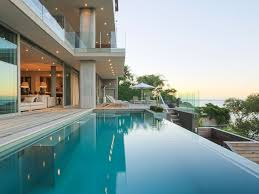 infinity pool house. Bantry House Ocean View Saltwater Infinity Pool . L