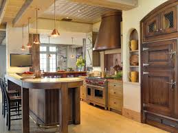 Creativity Rustic Country Kitchen Design Elegance In The I To Decor