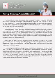 examples of personal statements   nfgaccountability com Residency Blog  Many residency programs use the personal statement