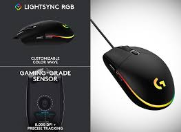 The logitech g203 prodigy is a great gaming mouse that has excellent performance thanks to its very low click latency and wide cpi range. Don T Pay 40 Get The Logitech G203 Lightsync Gaming Mouse For 19 99 Today Only Techeblog