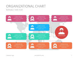 Org Chart Template Google Slides Present Your Organization With This Powerpoint Slide