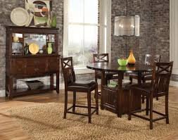 hutch furniture dining room. wood hutch rug table chairs furniture dining room b