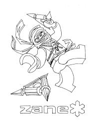 Ninjago Drawing Zane At Paintingvalleycom Explore Collection Of