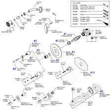 pfister shower valve parts diagram amazing pictures pfister bathtub faucet repair of pfister