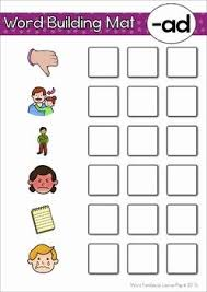 Word With Ad Word Families Ad Classroom Management Word Families Words Word