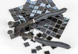 how to cut glass tile with 4 types of