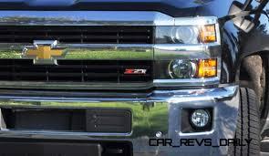 2015 Chevrolet Silverado 2500HD Z71 6.6L DuraMax Diesel