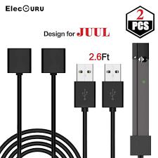 Sipariş 2 Pcs USB şarj aleti Manyetik Kablo Juul Için E-sigara Hızlı Şarj  2.6ft/80 cm şarj kablosu Elektronik Sigara Aksesuarları - Outlet /  www9.Ods2016.org