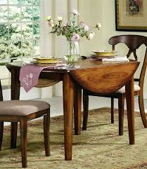 round kitchen table with leaf home ideas free round drop leaf kitchen table white pottery barn