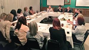 missouri afl cio hosts first women in the breakroom roundtable discussion