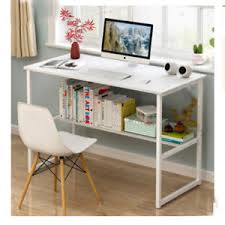 computer desk for home office. Delighful Office Image Is Loading WoodenComputerDeskPCDesktopTableHomeOffice To Computer Desk For Home Office E