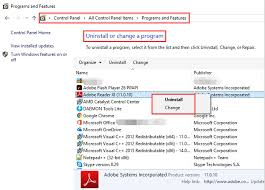 How To Completely Remove Programs From Windows