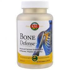 KAL <b>Bone Defense 90 Vegetarian</b> Capsules - Variety Box
