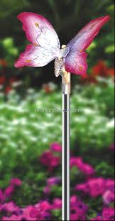 Solar Butterfly Wall Light Solar Light Solar Lamp Plug In Fiber Butterfly Solar Light