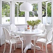 small white dining table set evropazamlademe