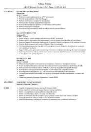 ndt resume samples qa qc resume sample magdalene project org