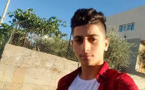 khalil jabarin who fatally bed israeli ari fuld in a west bank terror on