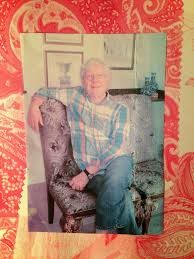 dean farris style designer scrapbook  oh and while we re on the subject of pink and sister here s a collage i made of my own dear billy in his madras shirt i recall i took this picture on