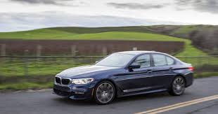BMW Convertible fastest bmw model : 2017 BMW 540i Is Faster and Smarter Than Ever - The Drive