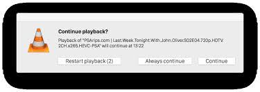 VLC Resume