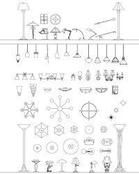 chandelier cad block interior design drafting symbols best drafting images on architecture cad blocks vintage interior