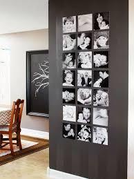 45 creative diy photo display wall art ideas homesthetics 11  on picture wall art ideas with 45 creative diy photo display wall art ideas