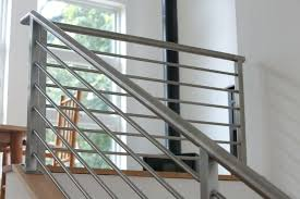 indoor staircase railing cost stair steps