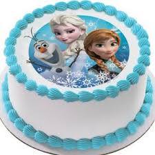 Frozen Themed Cakes Birthday Cake Cupcakes Food Drinks Baked