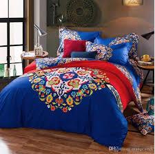 high qualit bed sheet luxury 3d print fl bedding sets comforter sets queen size duvet cover bed sheet autumn winter bed clothes duvet and duvet cover