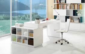 Cheap home office desks Shaped Interior Design Ideas 50 Modern Home Office Desks For Your Workspace