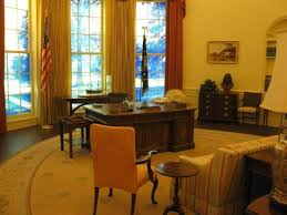 jimmy carter oval office. Jimmy Carter Library \u0026 Museum: Reconstruced Oval Office
