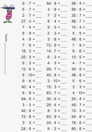 Übungsaufgaben für schüler der hauptschule (5. Einmaleins Gemischte Ubungsaufgaben Nachhilfe Mathe Einmaleins Matheaufgaben