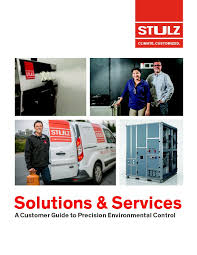 e2 microprocessor controller stulz usa stulz solutions and services brochure