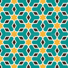 Arabic Pattern Arabic Seamless Pattern