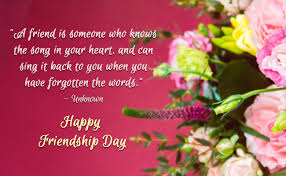 Happy Quotes About Friendship Cool Happy Friendship Day 48 48 Quotes On Friendship To Make Your