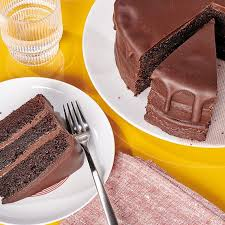 perfectly chocolate chocolate cake