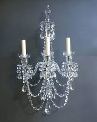 sconces silver wall sconce candle holder nice holders metal hanging house crystal sconces for candles