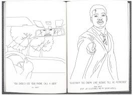 Chance The Rapper S Coloring Book Is Now A Real Coloring Book Chance The Rapper Coloring Book Tour L