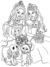 Small Picture Coloring Pages Barbie Coloring Pages Games Printable Coloring