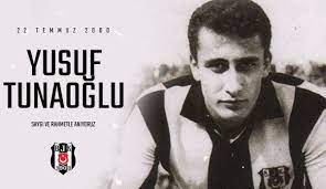 Beşiktaş, Yusuf Tunaoğlu'nu andı - Beşiktaş (BJK) Haberleri - Spor