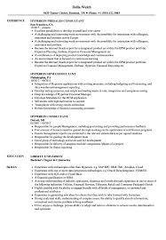 Hyperion Hfm Sample Resumes Hyperion Consultant Resume Samples Velvet Jobs 1