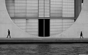 Berlin Black and White Wallpapers on ...