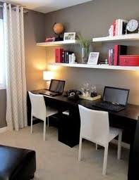 stunning feng shui workplace design. Nice 42 Gorgeous Neutral Partners Desk Home Office Design Ideas. More At Https:/ Stunning Feng Shui Workplace