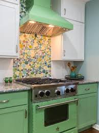 Our Favorite Kitchen Backsplashes DIY Custom Backsplash In Kitchen Pictures