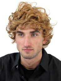 Perfect coiffure blond homme with coiffure blonde. Casque Type Blondinet Coiffure Homme Blond Boucle